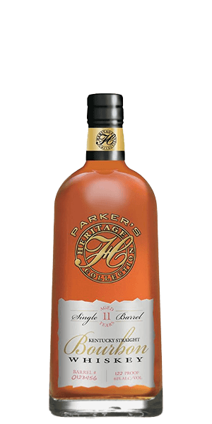 Parker's Heritage Collection 11 Year Old Single Barrel Bourbon Whiskey
