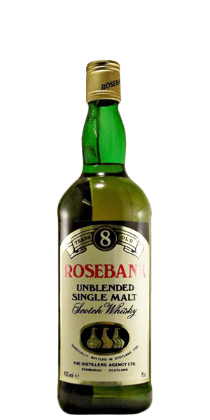 Rosebank 8 Year Old 1980s Bottling