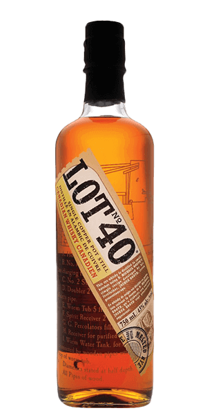 Lot No. 40 Canadian Whisky