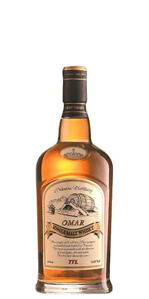 Omar Sherry Cask Single Malt Whisky