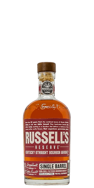 Russell's Reserve Single Barrel Bourbon Whiskey