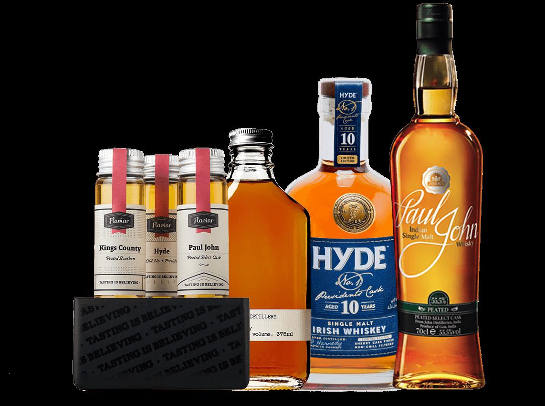 Globe-trotting Whisky