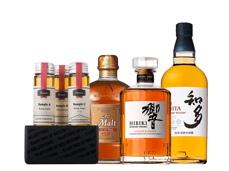 Whisky's Big In Japan