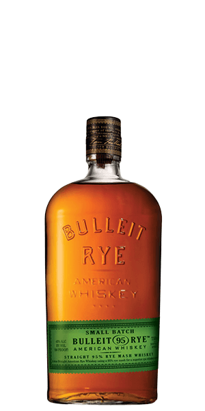 Bulleit Straight Rye Mash Whiskey