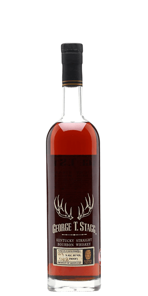 George T. Stagg Kentucky Straight Bourbon Whiskey 2008 Release