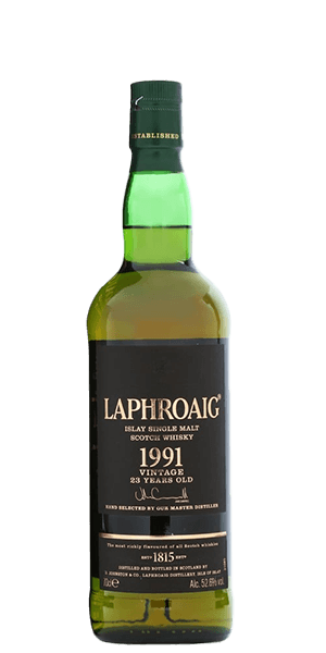 Laphroaig 23 Year Old 1991 Vintage