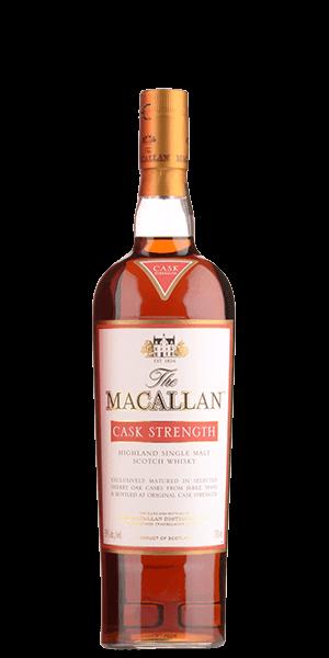 The Macallan Cask Strength