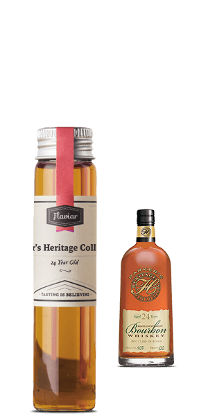 Parker's Heritage Collection 24 Year Old Bourbon Whiskey (Tasting Sample)