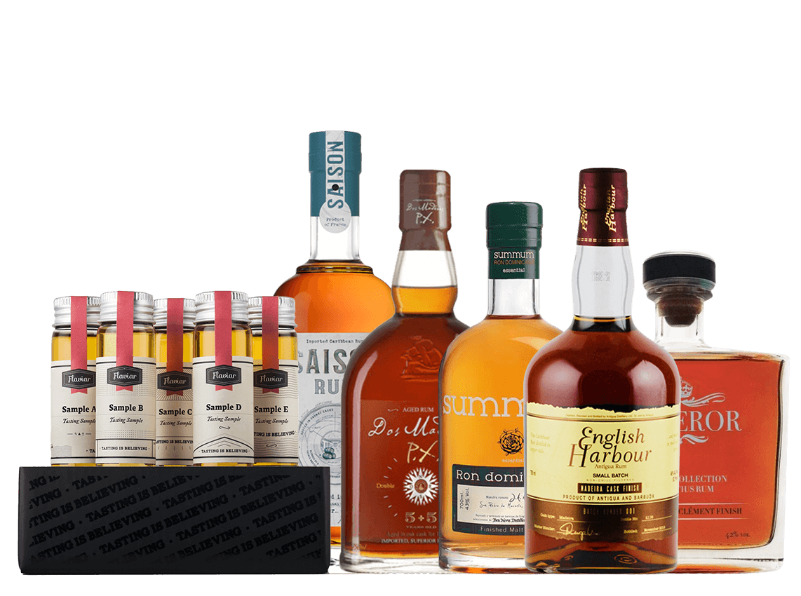 The Extra Mile Rums