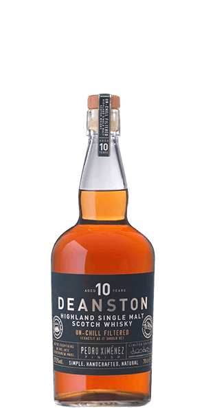 Deanston 10 Year Old PX Finish