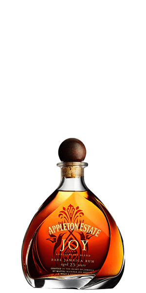 Appleton Estate Joy Anniversary Blend 25 Year Old Rum