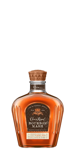 Crown Royal Bourbon Mash Blender's Series