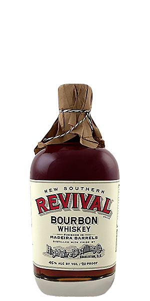 New Southern Revival Madeira Finish Four Grain Bourbon Whiskey