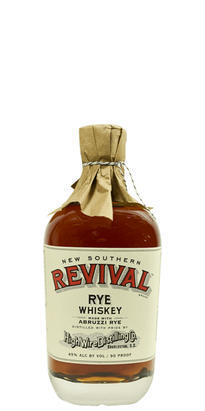 New Southern Revival Straight Rye Whiskey