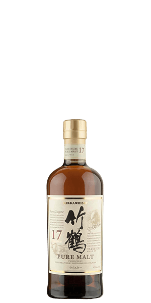 Nikka Taketsuru 17 Year Old Pure Malt