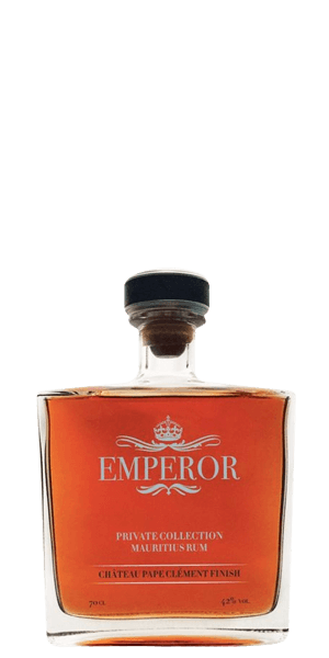 Emperor Private Collection Château Pape Clément Finish Rum