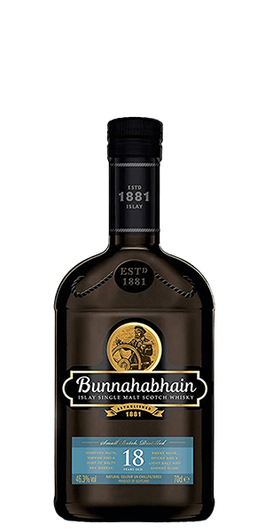 Bunnahabhain 18 Year Old Get Free Shipping
