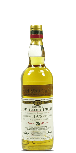 Douglas Laing Port Ellen 25 Year Old 1978