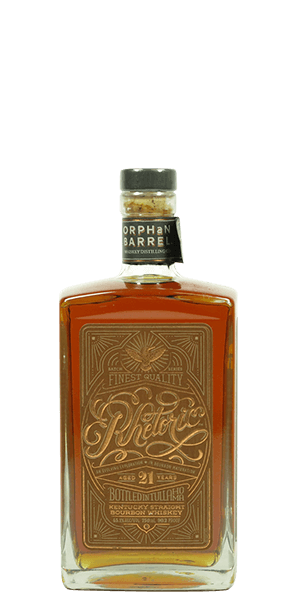 Orphan Barrel Rhetoric Bourbon 21 Year Old
