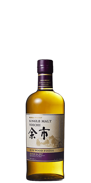 Nikka Yoichi Rum Wood Finish Single Malt