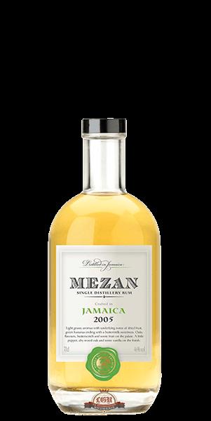 Mezan Worthy Park Jamaica Rum 2005