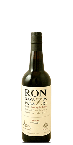 Ron Navazos Palazzi 15 Year Old Cask Strength Rum