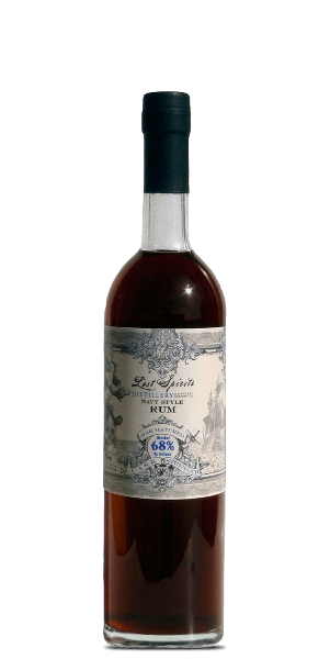 Lost Spirits Navy Style Cask Strength Rum