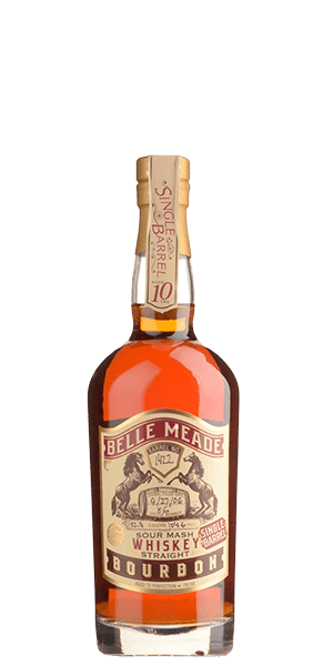 Belle Meade 10 Year Old Single Barrel Bourbon