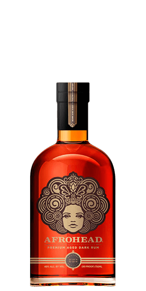 Afrohead 7 Year Old Original Rum