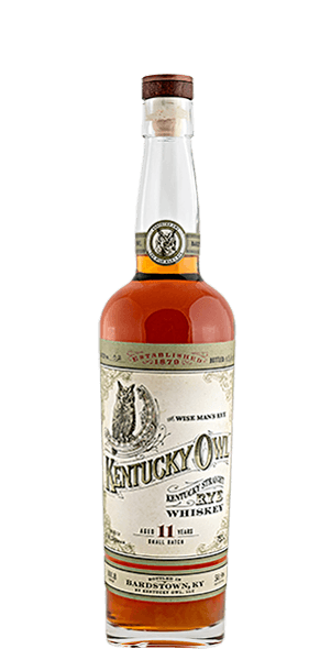 Kentucky Owl Straight Rye Whiskey Batch No. 2