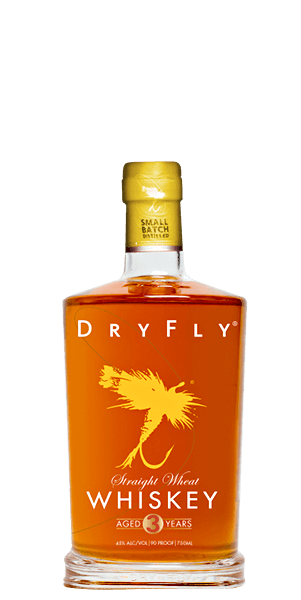 Dry Fly Straight Washington Wheat Whiskey