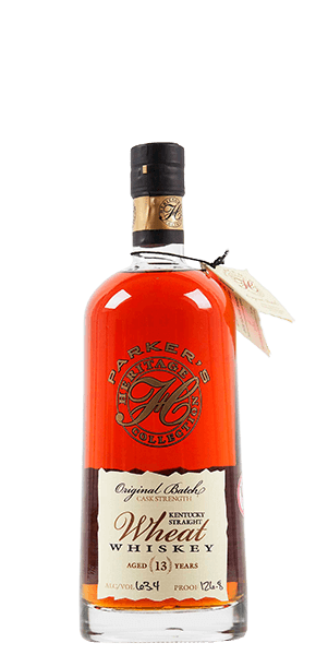Parker's Heritage Collection 13 Year Old Wheat Whiskey (Original Batch)