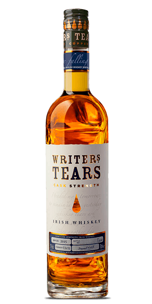 Writers Tears Cask Strength 2017 Release