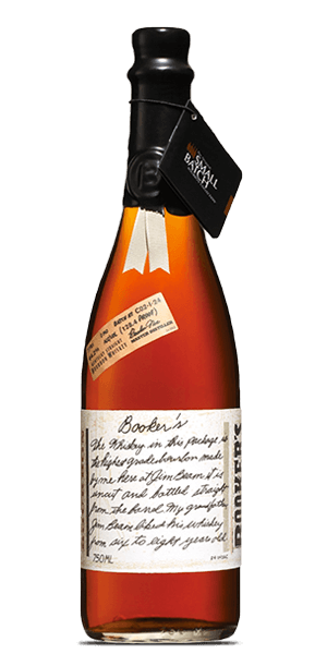 Booker's Kentucky Straight Bourbon (63.7%)