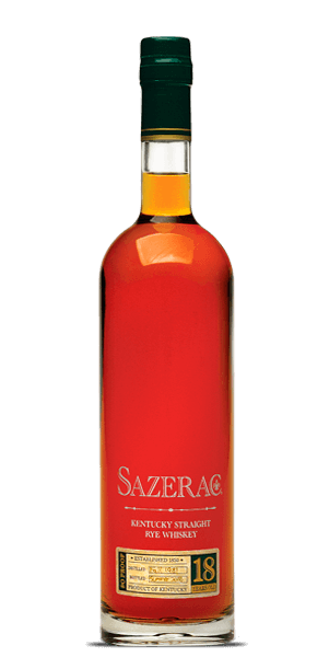 Sazerac 18 Year Old (Spring 2014)