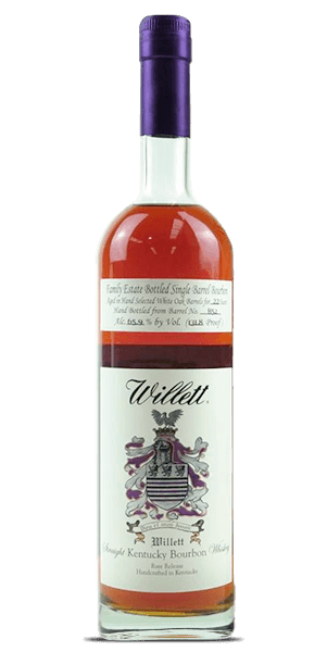 Willett Family Estate 9 Year Old Binny's Beverage Depot Single Barrel Bourbon