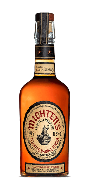 Michter's US*1 Toasted Barrel Finish Bourbon Whiskey