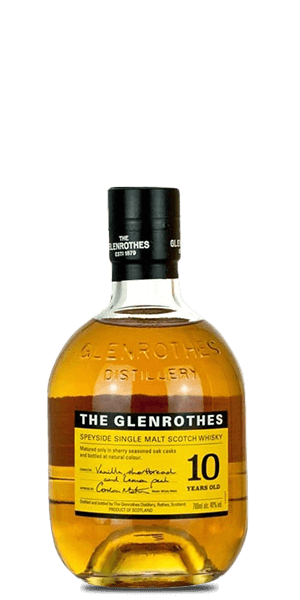 The Glenrothes 10 Year Old