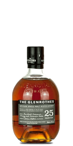 The Glenrothes 25 Year Old