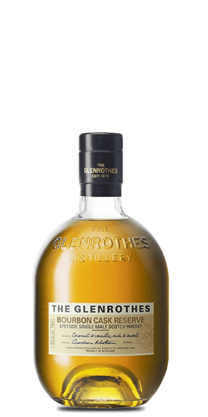 The Glenrothes Bourbon Cask Reserve
