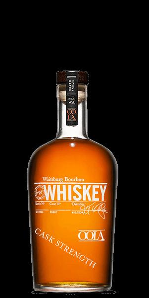 OOLA Waitsburg Single Barrel Cask Strength Bourbon