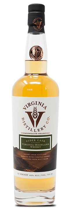 Cider Cask Finished Virginia Highland Whisky