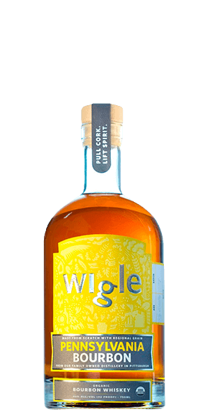 Wigle Small Cask Series Pennsylvania Bourbon Whiskey