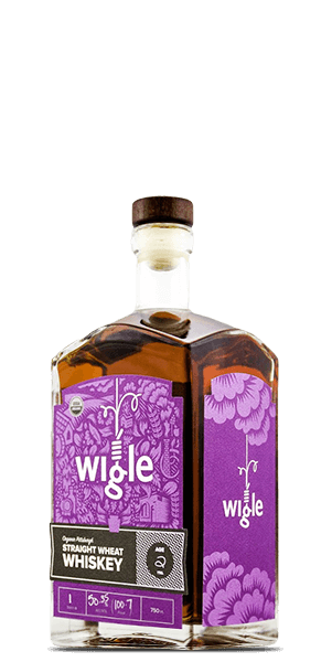 Wigle Pennsylvania Straight Wheat Whiskey