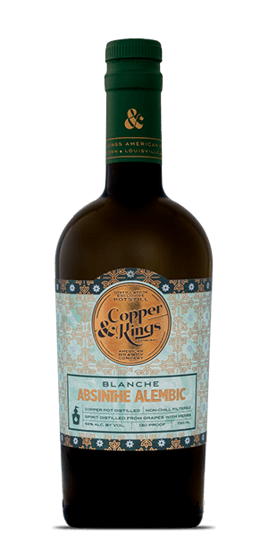 Copper & Kings Absinthe Alembic Blanche