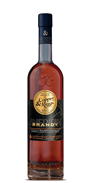 Copper Kings American Craft Brandy Get Free Shipping