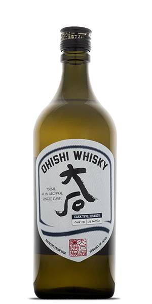 Ohishi Brandy Single Cask Whisky