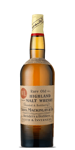 Mackinlay's Shackleton Rare Old