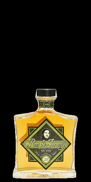 Ron de Jeremy Holy Wood 20 Year Old Malt Whisky Barrel