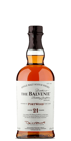 The Balvenie 21 Year Old Port Wood Finish